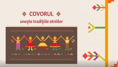 Pe 17 decembrie, vino la cea de-a IV-a ediție a Târgului Național al Covorului!