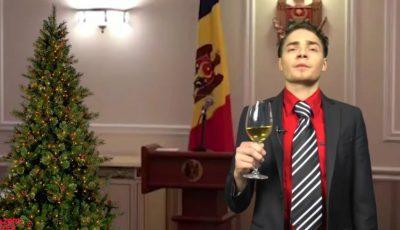 O nouă parodie marca #Zerodoi: mesajul de Revelion al președintelui Republicii Moldova