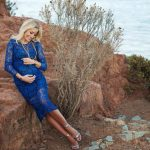 Foto: Natalia Gordienko a născut în secret. Artista a devenit mamă de băiat