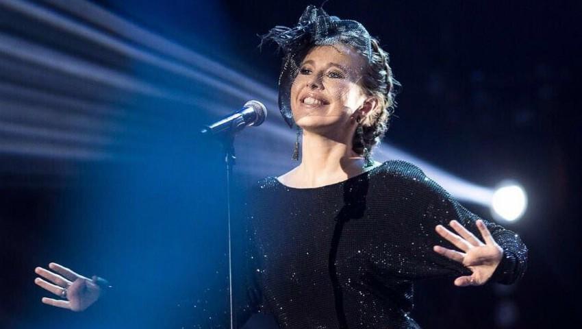 Foto: Xenia Sobchak s-a lansat în muzică. Ascultă-i prima piesă