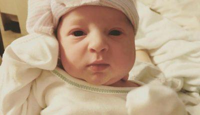 Când acest bebeluș a fost conceput, mama lui avea doar un an și jumătate. Cum a fost posibil?