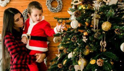 Emoții de Crăciun în familia Elenei Băsescu