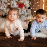 Foto: Camelia și Damian Munteanu sunt câştigătorii concursului Baby Star!