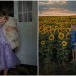 Foto: Un fotograf suedez a surprins în imagini viața copiilor din satele Moldovei