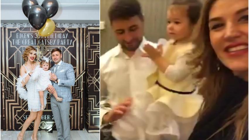 Foto: Tatiana Heghea își aniversează fiica. Imagini video de la petrecere!