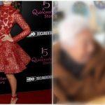 Foto: O celebră actriță și-a sărbătorit bunica care a împlinit 100 de ani!