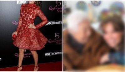 O celebră actriță și-a sărbătorit bunica care a împlinit 100 de ani!