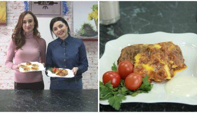 Eliza Fratea și Iuliana Chiroșca au făcut magie în bucătăria noastră
