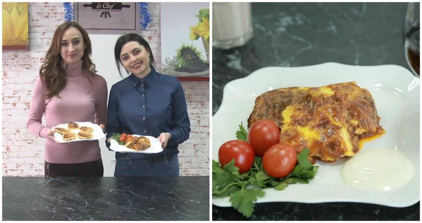 Foto: Eliza Fratea și Iuliana Chiroșca au făcut magie în bucătăria noastră