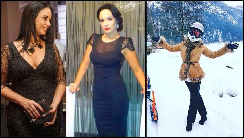 Foto: Cum a reușit Andreea Marin să slăbească mai multe kilograme?