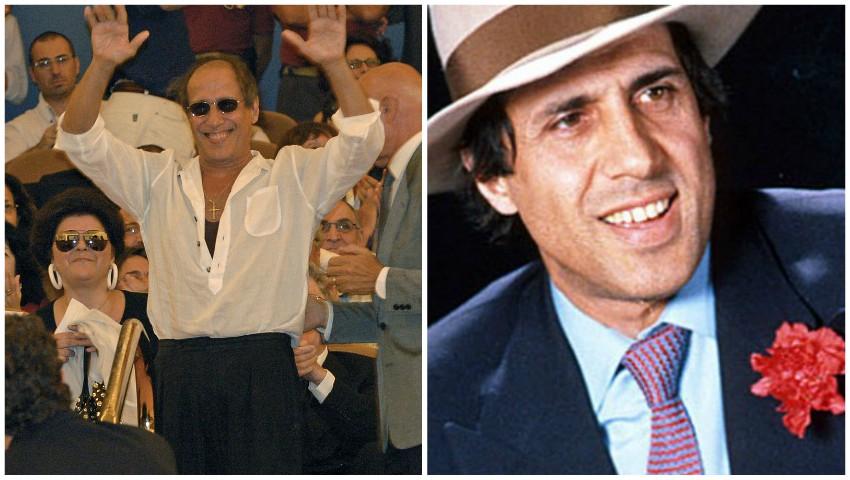 Foto: Adriano Celentano a împlinit 80 de ani!