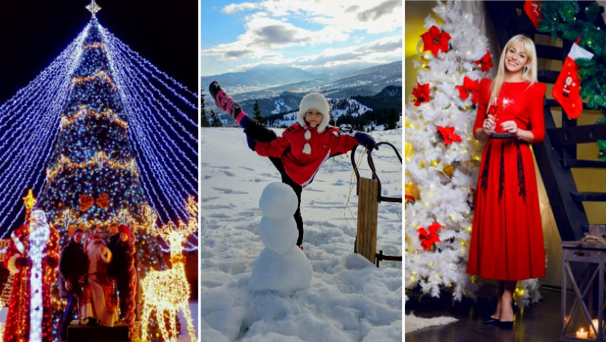 Foto: Momente emoționante! Vedetele au sărbătorit Crăciunul pe stil vechi