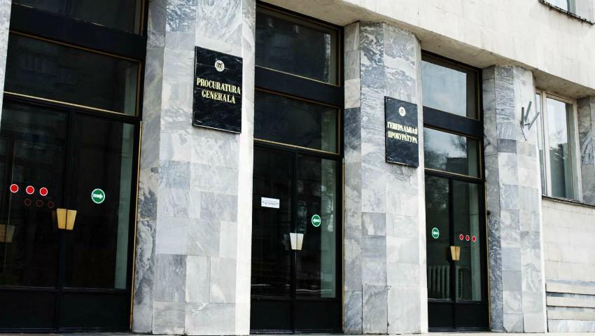 Foto: Femeia care a avortat singură în veceul Institutului Mamei și Copilului a depus o plângere la Procuratura Generală