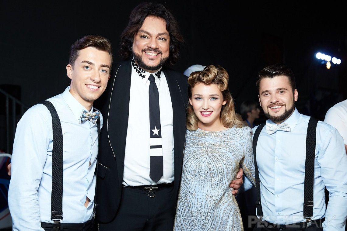 Sobchak, Buzova and Kirkorov will sing together in public 07.06.2018 77