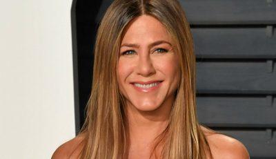 Ce face Jennifer Aniston ca să prevină formarea ridurilor?