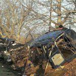 Foto: A fost instituită linia fierbinte pentru apropiații victimelor accidentului de lângă Todirești