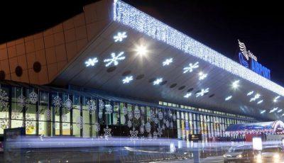 Pasagerii Aeroportului Internațional Chișinău pot petrece timpul de așteptare lecturând o carte digitală