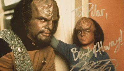 Un cunoscut actor din filmul Star Trek s-a stins din viață