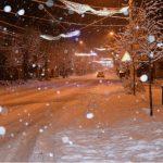 Foto: Iarna s-a dezlănțuit în Moldova! Ninge puternic în raioanele de nord