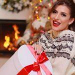 Foto: Jasmin Shor, într-o ședință foto de Crăciun, alături de copii și soț