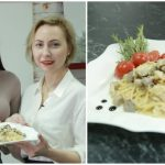 Foto: Viorela Dimici și Marina Cimbir se pricep nu doar la organizarea evenimentelor, dar și la gătit