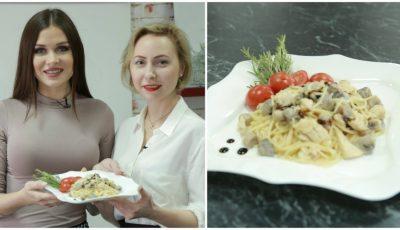 Viorela Dimici și Marina Cimbir se pricep nu doar la organizarea evenimentelor, dar și la gătit