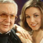 Foto: Foto! Oleg Tabacov și tânăra sa soție după 22 de ani de căsnicie