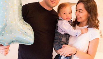 Fiul Danielei Culev a împlinit 1 anișor! Bloggerița a publicat un filmuleț emoționant