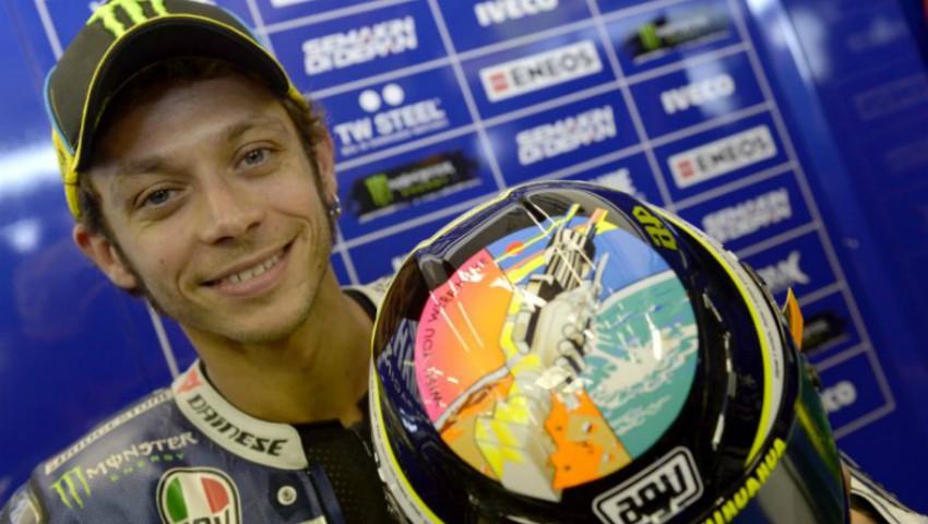 Doi moldoveni cer daune morale în valoare de 114.000 euro de la celebrul motociclist italian Valentino Rosii
