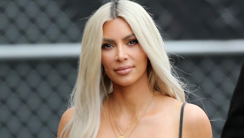 Kim Kardashian a făcut public numele celei de-a doua fiice