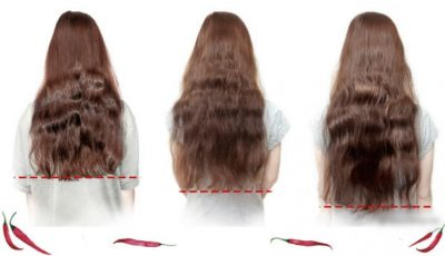 Masca cu piper negru stimulează creșterea părului