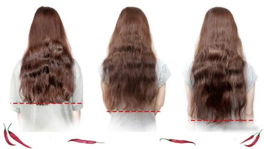 Foto: Masca cu piper negru stimulează creșterea părului