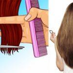 Foto: Ce se întâmplă de fapt dacă îți tunzi des vârfurile firelor de păr?