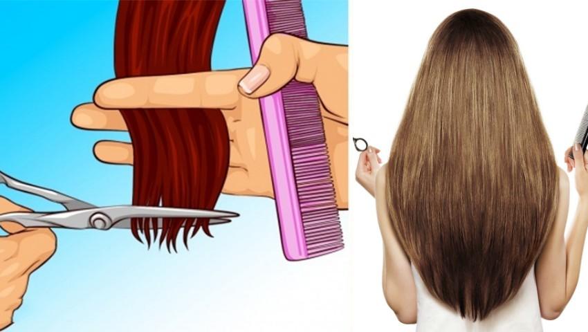 Ce se întâmplă de fapt dacă îți tunzi des vârfurile părului?