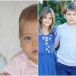 Foto: Au împlinit deja 7 ani și sunt considerate cele mai frumoase gemene din lume