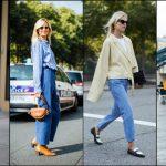 Foto: Modele de blugi în tendințe pentru primăvara-vara 2018!
