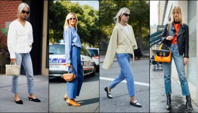 Modele de blugi în tendințe pentru primăvara-vara 2018!