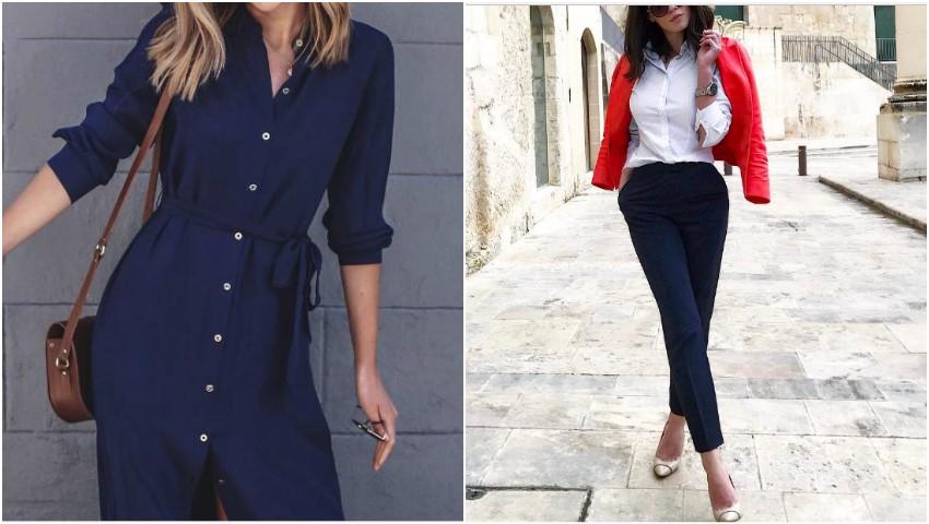Foto: 7 tipuri de haine care îți vor subția vizual talia