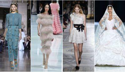 Ținute spectaculoase la Paris Fashion Week 2018!