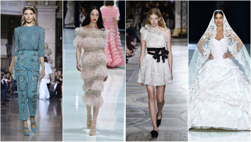 Foto: Ținute spectaculoase la Paris Fashion Week 2018!