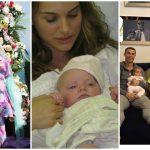 Foto: 13 bebeluși celebri care s-au născut în 2017!