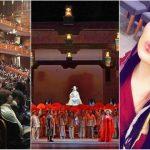 Foto: Olga Busuioc alături de mari artiști ai lumii, în spectacolul Turandot din Shangai