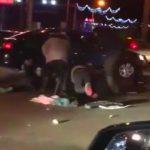 Foto: Video! Un bărbat în scaun cu rotile, cu falsă dizabilitate, accidentat de către o șoferiță pe o stradă din Capitală