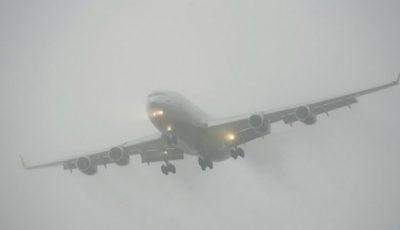 Mai multe curse aeriene înregistrează întârzieri pe Aeroportul din Chișinău din cauza ninsorii