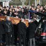 Foto: Solista trupei The Cranberries a fost înmormântată
