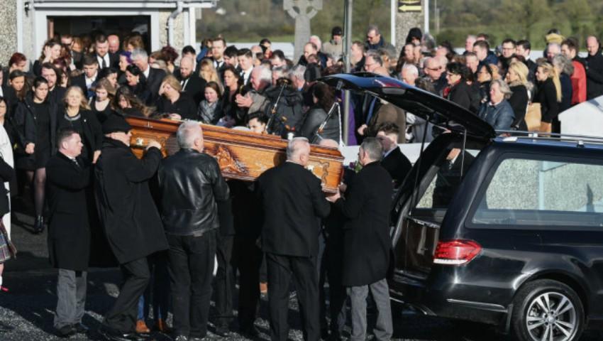 Solista trupei The Cranberries a fost înmormântată