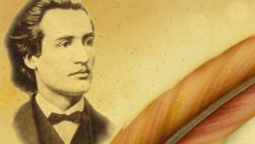Foto: Astăzi se împlinesc 168 de ani de la nașterea poetului Mihai Eminescu