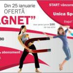 """Foto: Deschiderea Unica Sport Atrium! OFERTĂ """"MAGNET"""" 1=3, doar pentru primii 100, cei mai activi"""