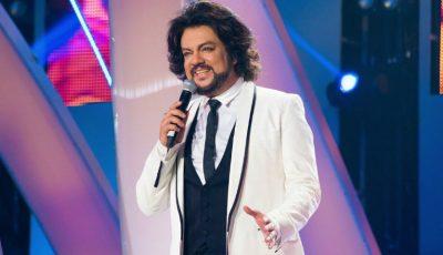 Filip Kirkorov ar putea participa pentru Moldova la Eurovision 2018