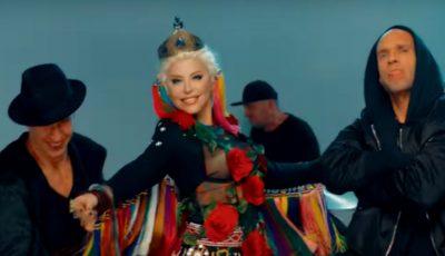 Senzațional! Loredana cântă în limba rusă în noua piesă lansată de Zdob și Zdub